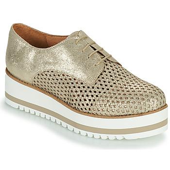 鞋子 女士 德比 Betty London OULOUNE 金色
