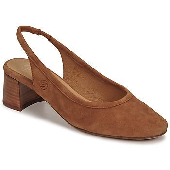 鞋子 女士 高跟鞋 Betty London OMMINE 棕色
