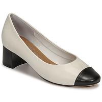鞋子 女士 高跟鞋 Betty London OMINA 白色 / 黑色