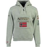 衣服 男孩 卫衣 Geographical Norway GYMCLASS 灰色