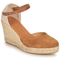 鞋子 女士 凉鞋 Minelli RAYANA 棕色 / 米色