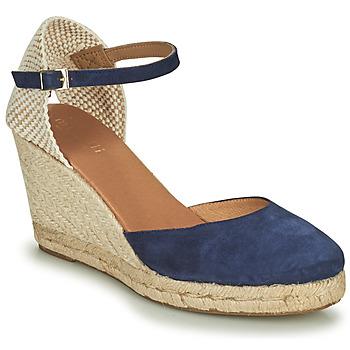 鞋子 女士 凉鞋 Minelli RAYANA 海蓝色 / 米色