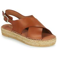 鞋子 女士 凉鞋 Minelli MOULTI 棕色