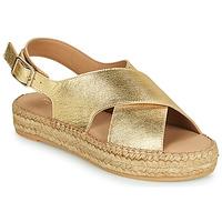 鞋子 女士 凉鞋 Minelli MEPLATINE 金色