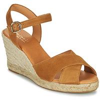 鞋子 女士 凉鞋 Minelli OMELLA 棕色