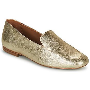 鞋子 女士 皮便鞋 Minelli METAPLATIN 金色