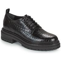 鞋子 女士 德比 Minelli EMYLANDE 黑色