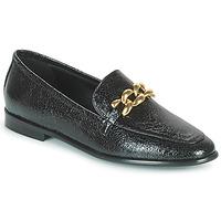 鞋子 女士 皮便鞋 Minelli PRITTA 黑色