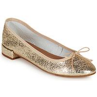鞋子 女士 平底鞋 Minelli PLIVIA 金色