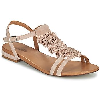 鞋子 女士 凉鞋 Minelli DAISY 玫瑰色