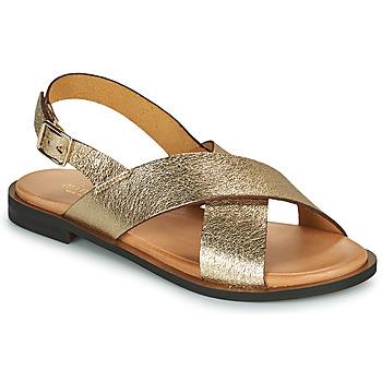 鞋子 女士 凉鞋 Minelli DONA 金色
