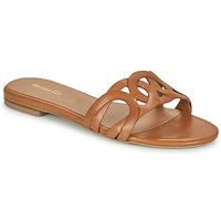鞋子 女士 休闲凉拖/沙滩鞋 Minelli NANCIA 棕色