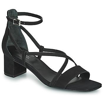 鞋子 女士 凉鞋 Minelli HENRIETA 黑色