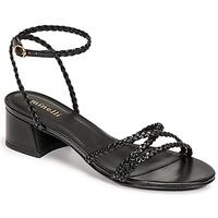 鞋子 女士 凉鞋 Minelli MINIART 黑色