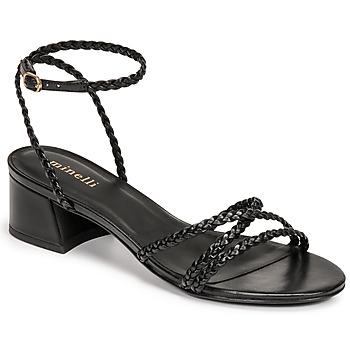 鞋子 女士 凉鞋 Minelli HARIETTE 黑色