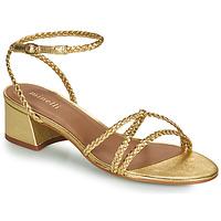 鞋子 女士 凉鞋 Minelli HARIETTE 金色