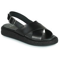 鞋子 女士 凉鞋 Minelli HADDIA 黑色