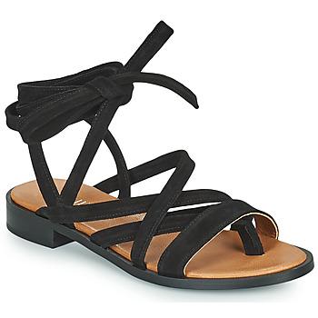 鞋子 女士 凉鞋 Minelli HURIA 黑色