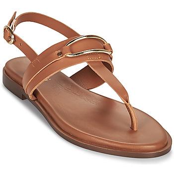 鞋子 女士 凉鞋 Minelli LIZA 棕色