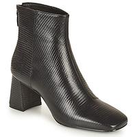 鞋子 女士 短靴 Minelli TAKINE 黑色