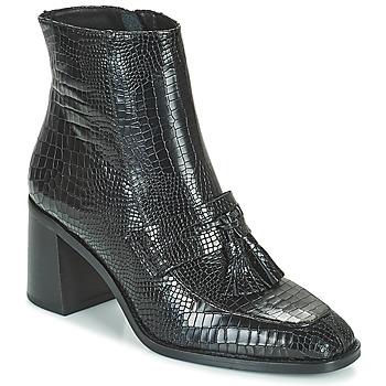鞋子 女士 短靴 Minelli ZYA 黑色