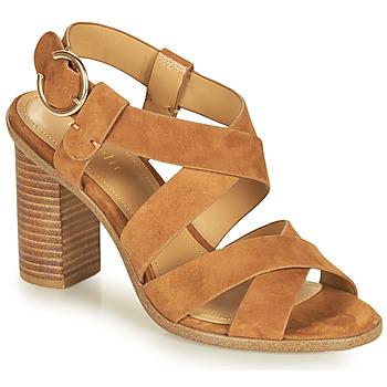 鞋子 女士 凉鞋 Minelli CLAVIA 棕色