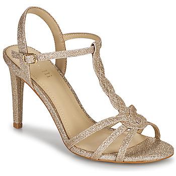 鞋子 女士 凉鞋 Minelli CHADA 金色