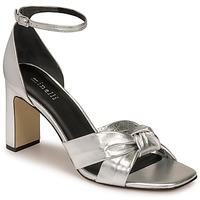 鞋子 女士 凉鞋 Minelli TREPHINNE 银灰色