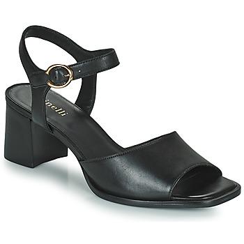 鞋子 女士 凉鞋 Minelli TURINA 黑色