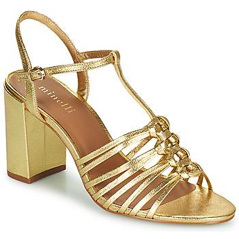 鞋子 女士 凉鞋 Minelli THERENA 金色