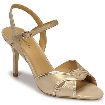 鞋子 女士 凉鞋 Minelli PHILOMENE 金色