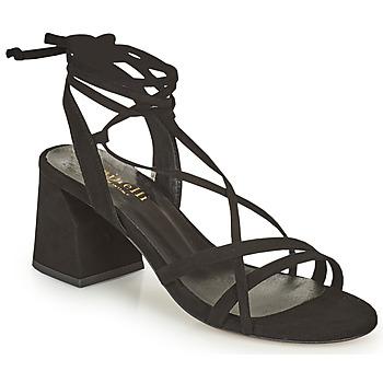 鞋子 女士 凉鞋 Minelli TATIA 黑色