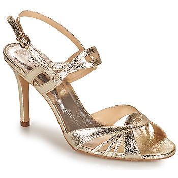鞋子 女士 凉鞋 Minelli TULLYE 金色