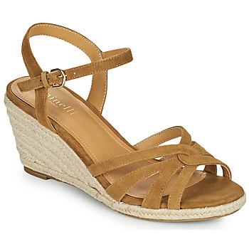 鞋子 女士 凉鞋 Minelli TERENSSE 棕色