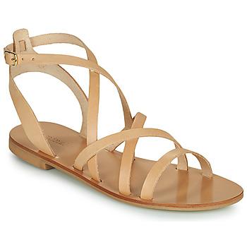 鞋子 女士 凉鞋 Minelli HOULLY 米色