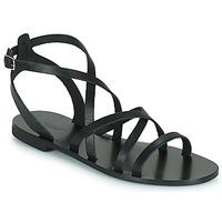 鞋子 女士 凉鞋 Minelli HOULLY 黑色