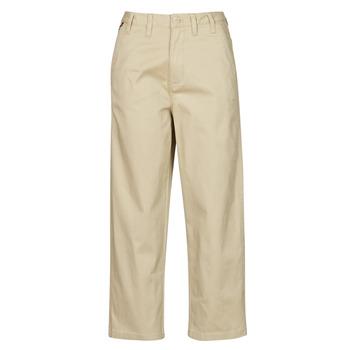 衣服 女士 休闲裤 Tommy Jeans TJW HIGH RISE STRAIGHT 米色