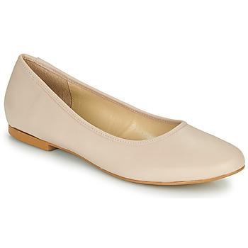 鞋子 女士 平底鞋 So Size JARALUBE 米色