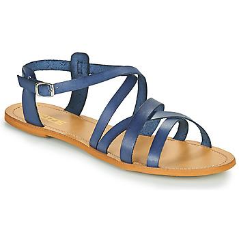 鞋子 女士 凉鞋 So Size IDITRON 海蓝色