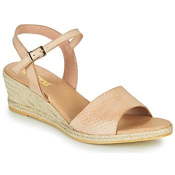 鞋子 女士 凉鞋 So Size OTTECA 米色