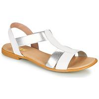 鞋子 女士 凉鞋 So Size OOLETTE 棕色