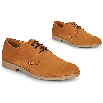 鞋子 男士 德比 So Size OOLU 灰褐色