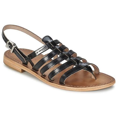 鞋子 女士 凉鞋 Les Tropéziennes par M Belarbi HERISSON 黑色