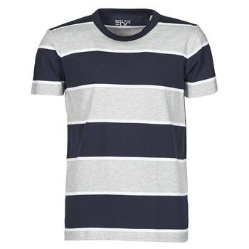 衣服 男士 短袖体恤 Esprit 埃斯普利 T-SHIRTS 蓝色