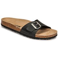 鞋子 女士 休闲凉拖/沙滩鞋 So Size OLOHA 黑色
