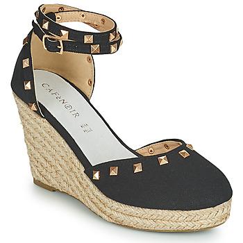 鞋子 女士 凉鞋 Café Noir NOEL 黑色