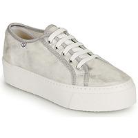 鞋子 女士 球鞋基本款 Yurban SUPERTELA 银色