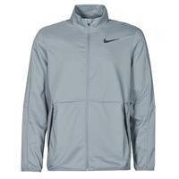 衣服 男士 运动款外套 Nike 耐克 DF TEAWVN JKT 灰色 / 黑色