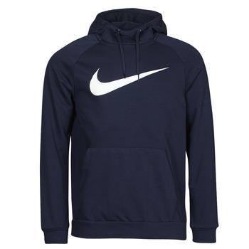 衣服 男士 卫衣 Nike 耐克 DF HDIE PO SWSH 蓝色 / 白色