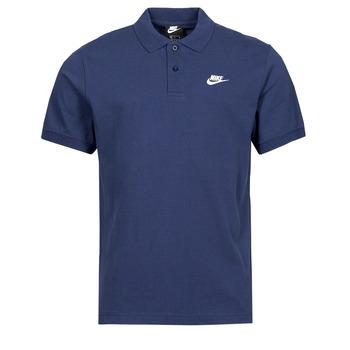 衣服 男士 短袖保罗衫 Nike 耐克 NSSPE POLO MATCHUP PQ 海蓝色 / 白色